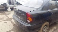 Крышка багажника. Chevrolet Lanos, T100 ЗАЗ Шанс