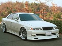 Накладка на бампер. Toyota Chaser, GX100, LX100, JZX101, JZX100, JZX105, SX100, GX105