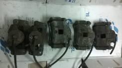 Суппорт тормозной. Mitsubishi Eterna, E57A, E52A, E64A, E77A, E72A, E54A, E53A, E74A, E84A Mitsubishi Emeraude, E57A, E84A, E74A, E52A, E72A, E54A, E7...