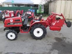 Mitsubishi MT15. Японский трактор Mitsubishi MTX15, 800 куб. см.