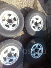 Комплект колёс на Делику 225/80R15 6*139.7(3526). 6.5x15 6x139.70 ET28