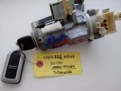 Замок зажигания. Toyota Wish, ANE10, ANE10G Двигатель 1AZFSE