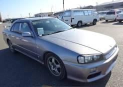 Nissan Skyline. ENR34, RB25DE