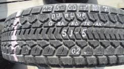 Dunlop Grandtrek SJ5. Зимние, без шипов, 2002 год, износ: 20%, 1 шт