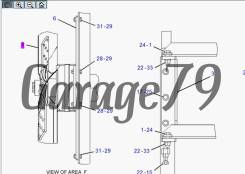 Вентилятор охлаждения радиатора. Caterpillar 374D L. Под заказ