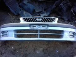 Бампер. Nissan Sunny, FNB15, B15, FB15 Двигатели: QG13DE, QG15DE