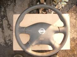 Руль. Nissan Expert, VW11 Двигатель QG18DE