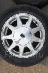 Продам комплект колес, возможна отправка. 6.0x15 5x114.30 ET50 ЦО 60,0мм.