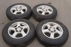 Продам комплект колес, возможна отправка. 5.5x15 5x114.30 ET46 ЦО 67,0мм.