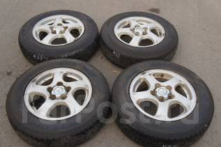 #Продам комплект колес, возможна отправка. 5.5x15 5x114.30 ET46 ЦО 67,0мм.