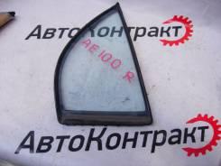 Стекло боковое. Toyota Corolla, AE100