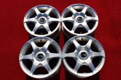 Toyota. 6.0x14, 4x100.00, 4x114.30, ET38, ЦО 72,0мм.