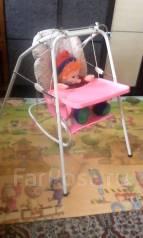"""Детский стульчик для кормления """"Няня"""" 4 в 1"""