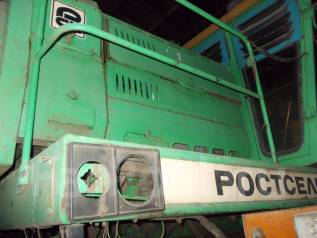 Ростсельмаш ДОН 680М. Дон 1200
