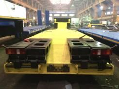 Texoms 983940-050. 4-х осный 50 тонн в наличии коники фитинги с ABS, 50 000кг.