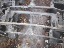 Жесткость бампера. Subaru Impreza, GF8