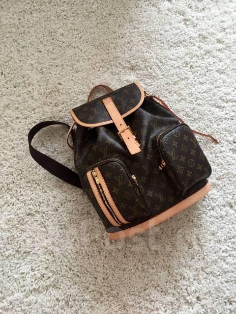 86bfac1cfb5d Рюкзак Louis Vuitton ! 1:1 люкс копия - Аксессуары и бижутерия во ...