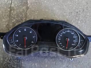 Панель приборов. Audi: A6 allroad quattro, Q5, S6, Q7, S8, S3, TT, A4 allroad quattro, Q3, S5, Q2, TT RS, S4, RS Q3, A8, A5, RS7, RS6, A4, A7, A6, A1...