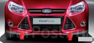 Решетка бамперная. Ford Focus, CB8 Двигатели: IQDB, M8DA, M8DB, PNDA, UFDB, XQDA, XTDA