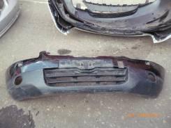 Бампер. Nissan Qashqai Nissan Qashqai+2 Двигатели: K9K, MR20DE, R9M, M9R, HR16DE