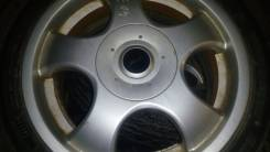 Продам литые дискм б. у Япония на 15. 6.0x15, 5x100.00, 5x114.30, ET48, ЦО 70,7мм.