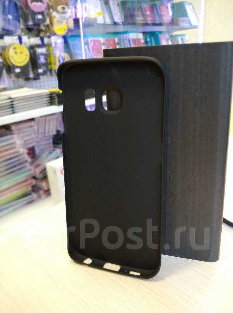 Чехол-накладка для Samsung Galaxy S6 Edge Nillkin Super Frosted Shield Черный