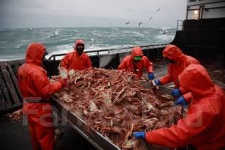 Костюм рыбака оранжевый Рокон Букса