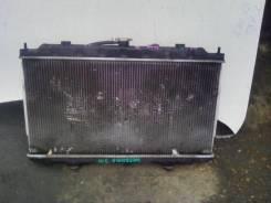 Радиатор охлаждения двигателя. Nissan AD, VEY11