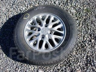 """Полноценное запасное колесо на литом диске. x14"""" 4x114.30"""
