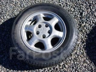 """Полноценное запасное колесо на литом диске. x15"""" 5x114.30"""