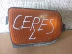 Повторитель поворота в бампер. Toyota Corolla Ceres