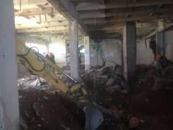 Демонтаж зданий , снос сооружений , услуги разнорабочих , самосвала