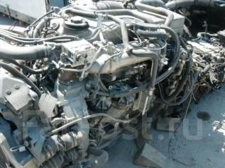Двигатель в сборе. Hino 700