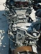 Механическая коробка переключения передач. Hino 700
