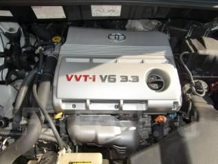Двигатель в сборе. Lexus RX330 Toyota Highlander Toyota Sienna Двигатель 3MZFE