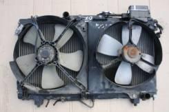 Радиатор охлаждения двигателя. Toyota Caldina, ST198V, ST198, ST190G, ST195, ST191G, ST195G, ST191, ST190 Двигатели: 4SFE, 3SGE, 3SFE