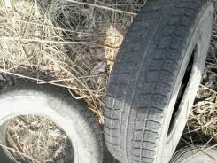 Bridgestone Blizzak MZ-02. Зимние, без шипов, износ: 40%