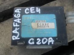 Блок управления. Honda Rafaga, CE4, CE5, E-CE5, E-CE4, ECE4, ECE5 Honda Ascot, E-CE5, CE5, E-CE4, CE4 Двигатели: G20A, G25A, G20A G25A