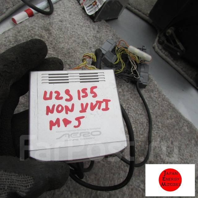Не штатный пневмокотроллер Toyota Majesta UZS 155. Toyota Crown Majesta, UZS155