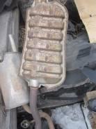 Выхлопная труба. Subaru Impreza, GH7