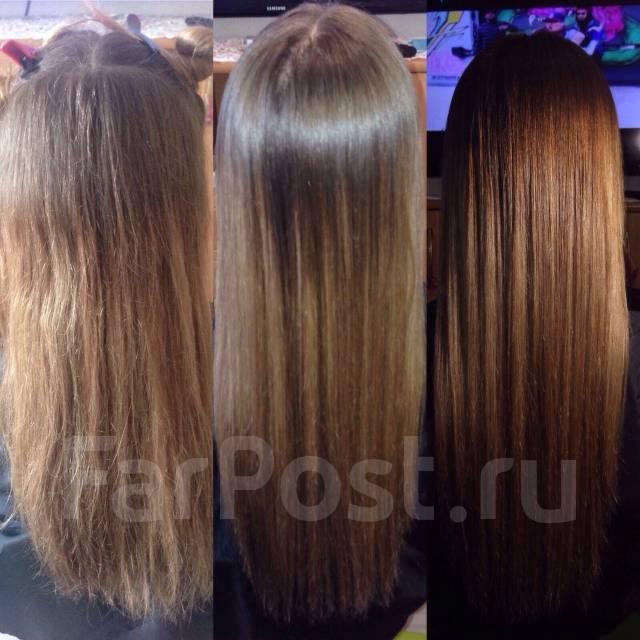 Ботокс для волос выпадают волосы