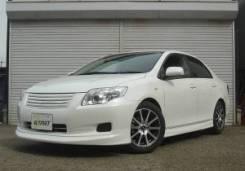 Обвес кузова аэродинамический. Toyota Corolla Axio