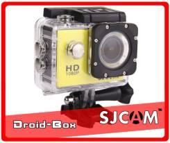 SJCAM SJ4000. 10 - 14.9 Мп, с объективом