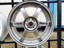 RAYS VOLK RACING. 7.0x17, 5x100.00, ET35, ЦО 73,1мм.