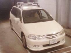 Honda Odyssey. RA6, F 23 A