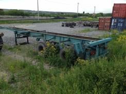 МАЗ 93892. Продам полуприцеп-контейнеровоз для 40 футовых контейнеров, 33 000 кг.