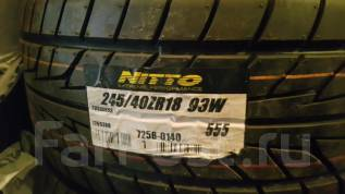 Nitto. Летние, 2013 год, без износа, 4 шт. Под заказ