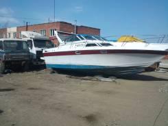 Searay. Год: 1992 год, длина 9,50м., двигатель подвесной, 1,00л.с., бензин