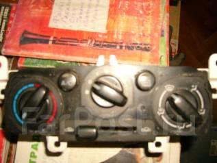 Блок управления климат-контролем. Mazda Familia, BJ5P Двигатель ZL