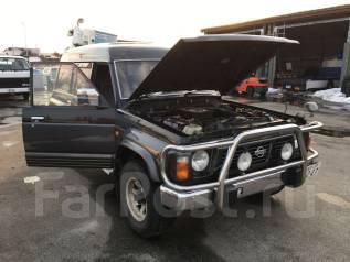 Подушка кузова. Nissan Safari, VRGY60, WRGY60